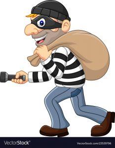 وکیل سرقت